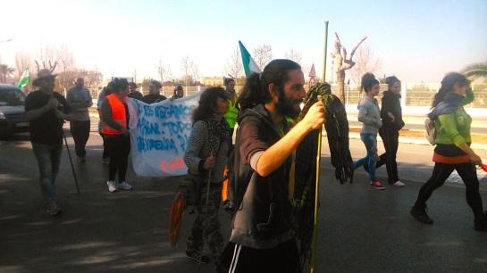 3 jornada marcha por la vivienda de las corralas de Andalucia.jpg - 36